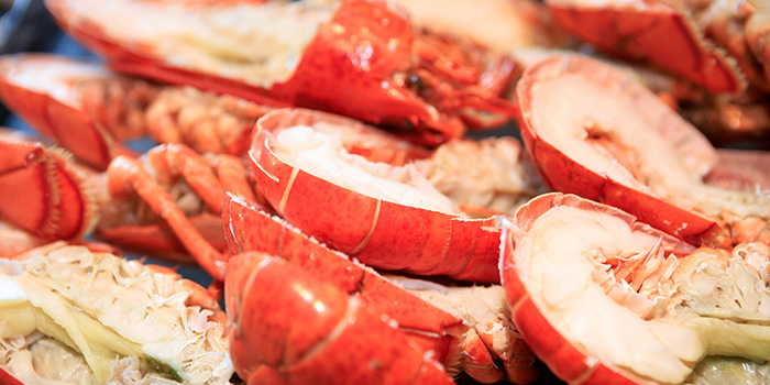 Lobster of The MEAT located on Huamu Lu, Pudong, Shanghai