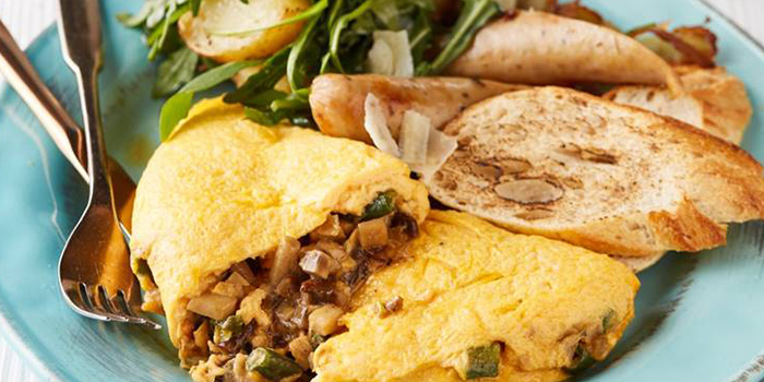 Omelette of Green & Safe (Hongqiao) located in Minhang, Shanghai