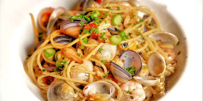 Pasta ofVENU Restaurant (Pullman Shanghai Jing An) located in Jing
