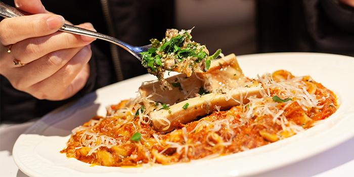 Pasta from Scarpetta