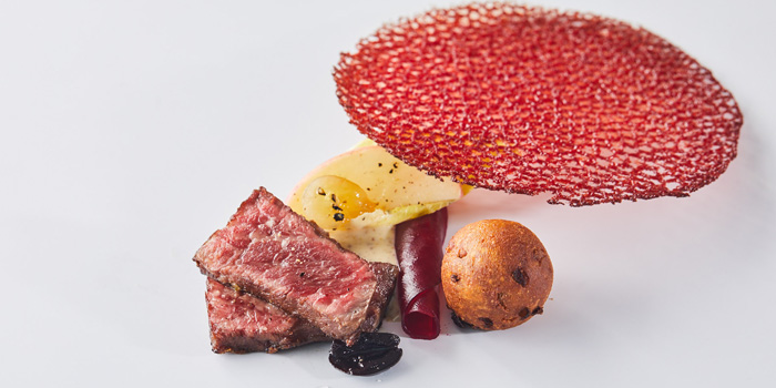 Appetizer of The MEAT located on Huamu Lu, Pudong, Shanghai