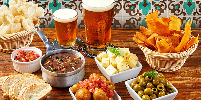 Starts of Boteco Brazilian Bar and Food located on Julu Lu, Jing
