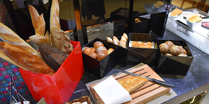 Bread of Mosaic (Sofitel Hyland) located on Nanjing Dong Lu, Huangpu, China