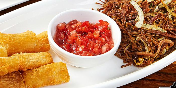Carne Seca of Boteco Brazilian Bar and Food located on Julu Lu, Jing