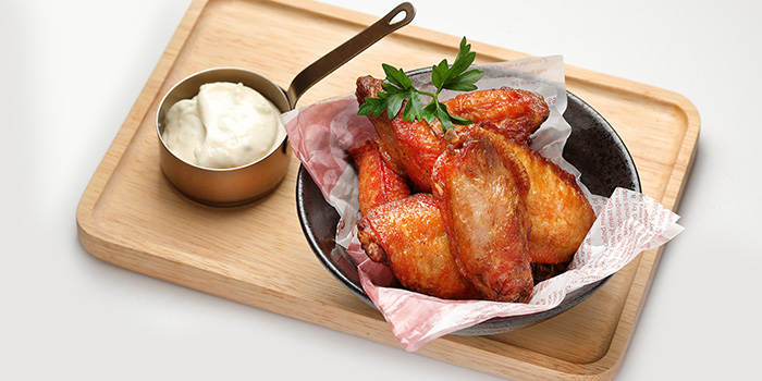 Chicken Wing of Original Bohemia Beer Restaurant located in Xuhui, Shanghai