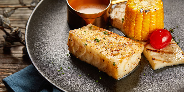 Cod of Meuhst French Grill & Wine located in Pudong, Shanghai