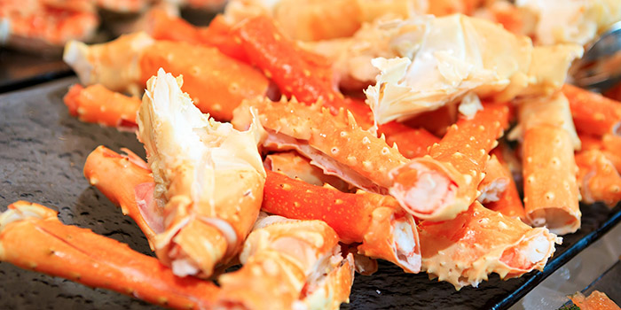 Crab of The MEAT located on Huamu Lu, Pudong, Shanghai