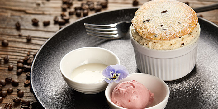 Dessert of Meuhst French Grill & Wine located in Pudong, Shanghai