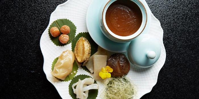 Dim Sum of FULU Modern Cantonese Eatery located in Jing