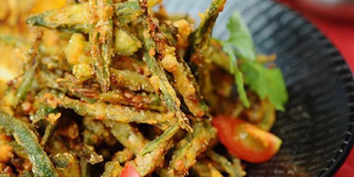 Food of Vedas Tandoori located at Hongqiao International Pearl