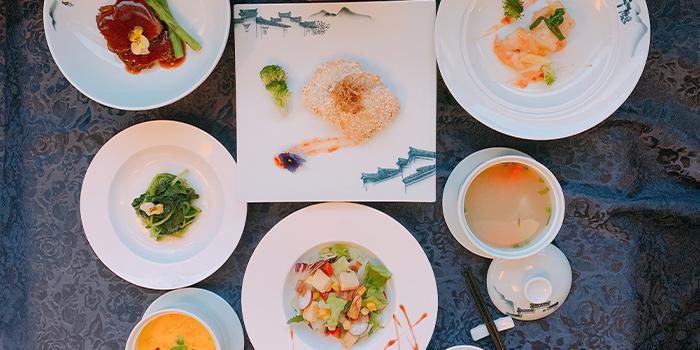 Food of Mao (Sofitel Hyland) located on Nanjing Dong Lu, Huangpu, China