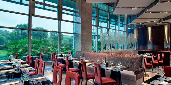 Indoor of Elements in Grand Kempinski Hotel Shanghai, Pudong, Shanghai