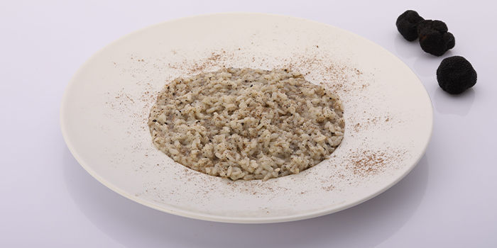 Risotto of LAGO by Julian Serrano located in Hongkou, Shanghai