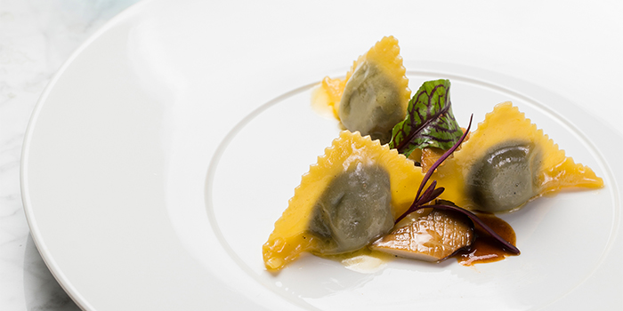 Pasta of LAGO by Julian Serrano located in Hongkou, Shanghai