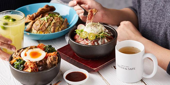 Lunch Set of Green & Safe (Hongqiao) located in Minhang, Shanghai