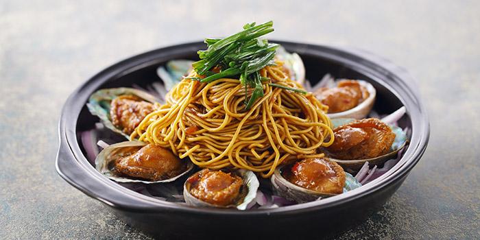 Noodle of Ye Shanghai located on Huangpi Nan Lu