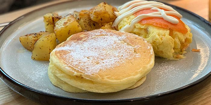 Pancake of Mr Pancake (Hongkong Plaza) located in Huangpu, Shanghai