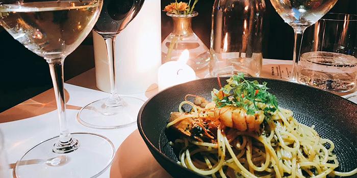 Pasta of dot Bistrol & Wine Bar located in Xuhui, Shanghai