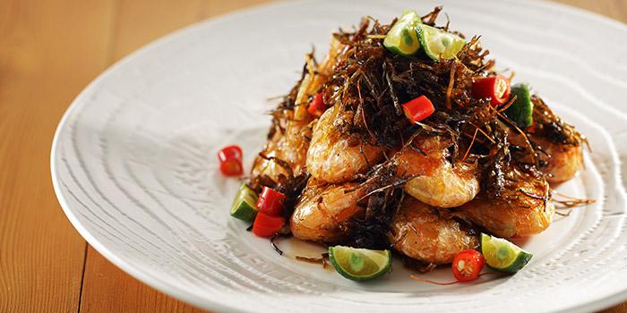 Shrimp of Ye Shanghai located on Huangpi Nan Lu
