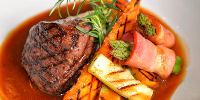 Steak of VENU Restaurant (Pullman Shanghai Jing An) located in Jing