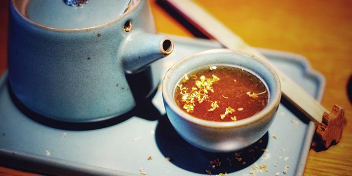 Tea of FULU Modern Cantonese Eatery located in Jing