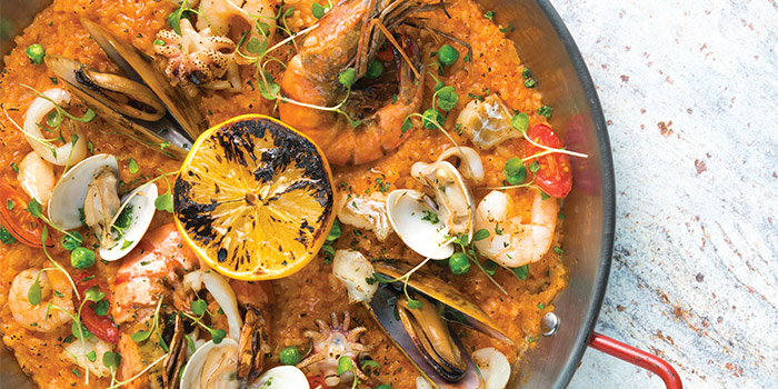 Paella from The Isles (Changning Raffles City) located in Changning, Shanghai