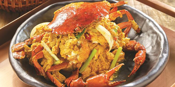 Crab of Very Thai (LuOne) located in Xujiahui, Shanghai