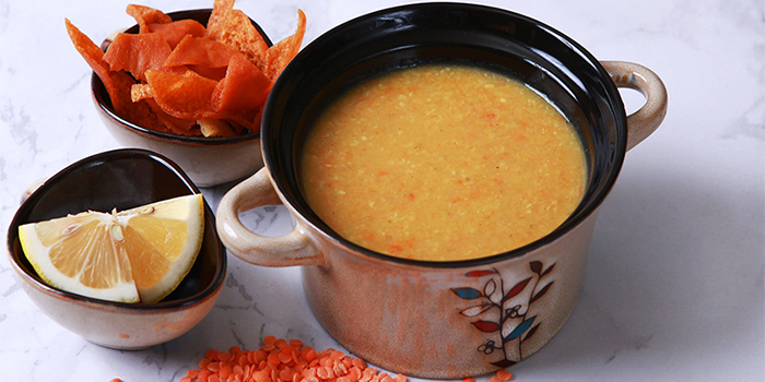 Soup of 1001 Nights Restaurant located on Hengshan Lu, Xuhui , Shanghai