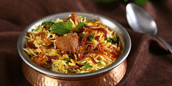 Briyani from Kebabs On The Grille on Huangpi Bei Lu, Shanghai, China