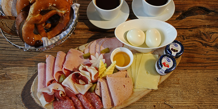 Cold Cuts of Zeitgeist located on Haifang Lu, Jing