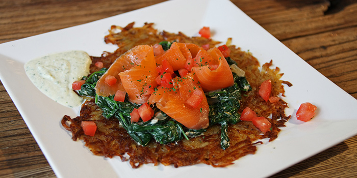 Rosti from Zeitgeist located on Haifang Lu, Jing