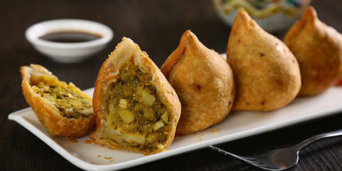 Samosa from Kebabs On The Grille Indian Cuisine (Laowaijie) located in Minhang, Shanghai