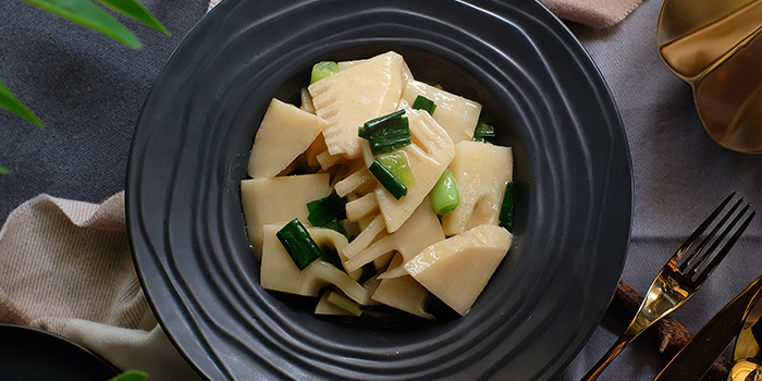 Bamboo Shoots of Oriental House (Jing
