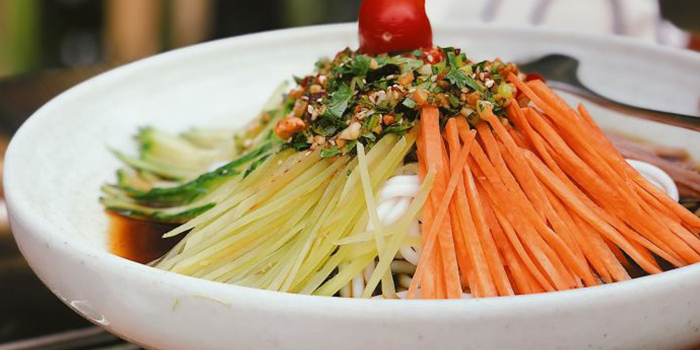 Cold Rice Noodle from Gathering Clouds located in Changning, Shanghai