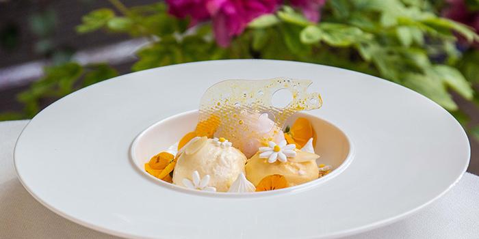 Dessert of Ai Fiori located Huangpu, Shanghai