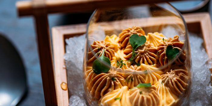 Dessert of Shinpaku located in Huangpu, Shanghai