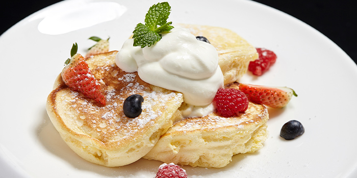 Pancakes from FED by JULY located in Xuhui, Shanghai