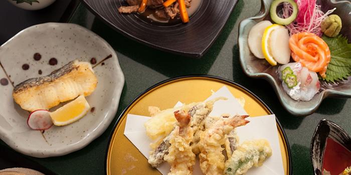 Food of Seki-Tei (St.Regis Jing