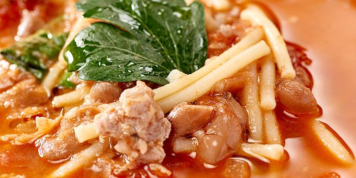 Food of Bella Napoli (Changle Lu) in Jingan, Shanghai