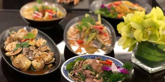 Food of ONE CAFE Thai Restaurant located in Huangpu, Shanghai