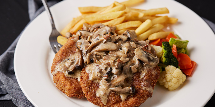 Jagerschnitzel of Geneva located in Changning, Shanghai