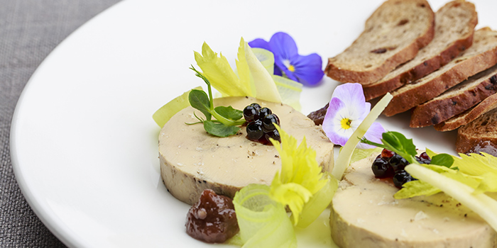 Goose Liver of M1NT Restaurant & Grill in Huangpu, Shanghai