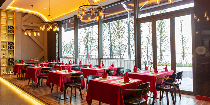Indoor of Pedra Alta Located in pudong, shanghai