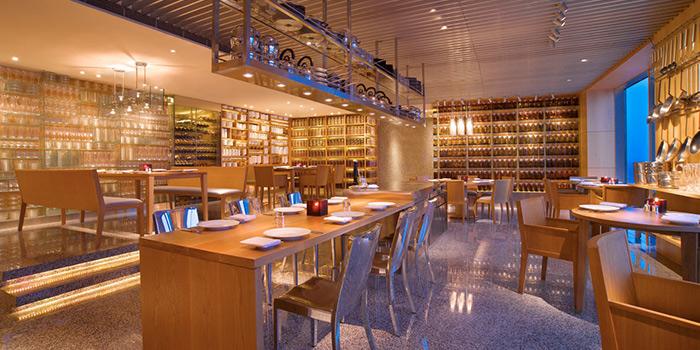 Indoor of VUE Restaurant in The Bund, Shanghai