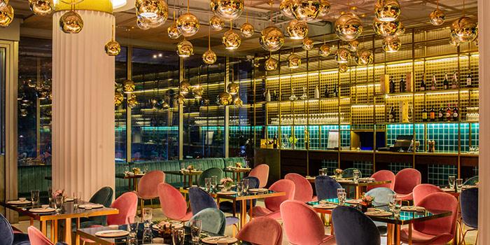 Indoor of Ai Fiori located Huangpu, Shanghai