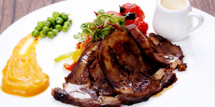 Ox Tongue of KIWIANA (EXPO) located in Pudong, Shanghai