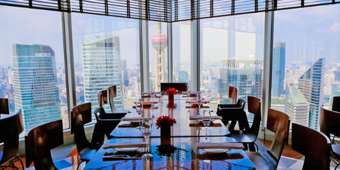 Large Table of Cucina located in Grand Hyatt Pudong, Shanghai
