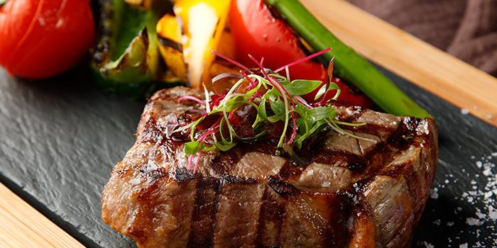 Steak of Yue 6 Cuisine & Lounge located in Huangpu, Shanghai