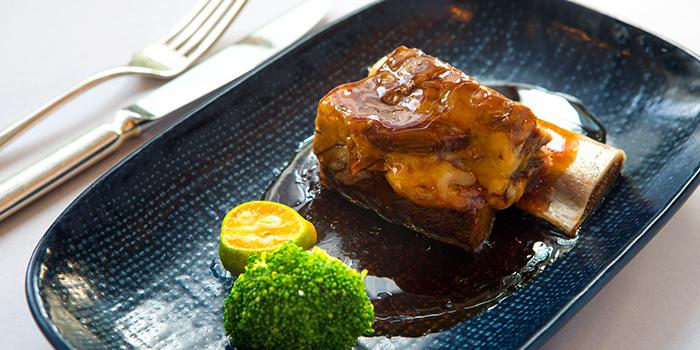 Pork of Sijixuan located on Weihai Lu, Jing