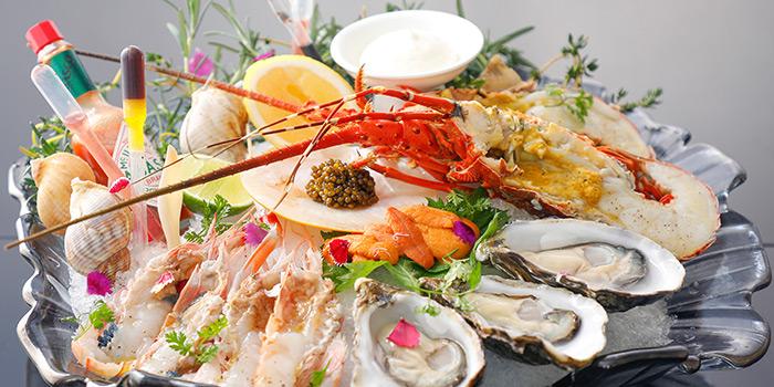 Seafood of Da lvo (The Bund) in The Bund, Shanghai
